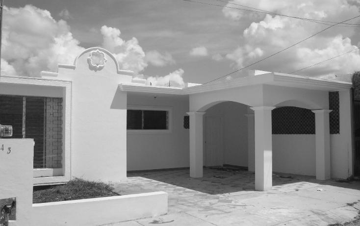 Foto de casa en venta en  , san miguel, mérida, yucatán, 2001650 No. 01