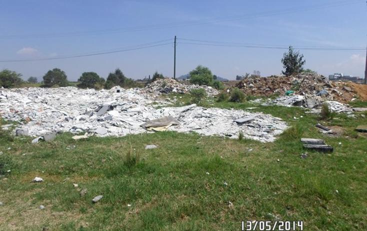Foto de terreno comercial en venta en  , san miguel, metepec, méxico, 1102555 No. 02