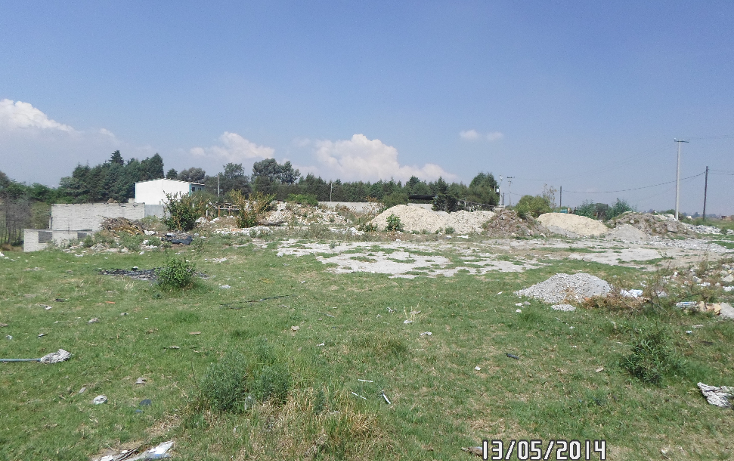 Foto de terreno comercial en venta en  , san miguel, metepec, méxico, 1102555 No. 03