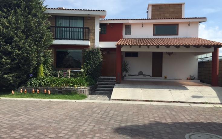 Foto de casa en venta en  , san miguel, metepec, m?xico, 1270349 No. 01