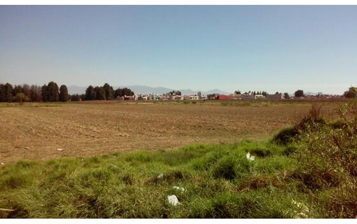 Foto de terreno habitacional en venta en  , san miguel, metepec, méxico, 1370779 No. 01