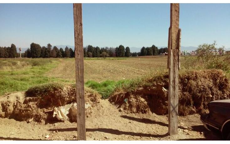Foto de terreno habitacional en venta en  , san miguel, metepec, méxico, 1370779 No. 02