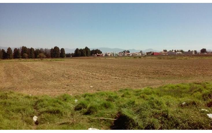 Foto de terreno habitacional en venta en  , san miguel, metepec, méxico, 1370779 No. 03