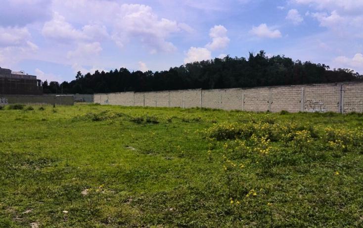 Foto de terreno habitacional en venta en  , san miguel, metepec, méxico, 1391829 No. 02
