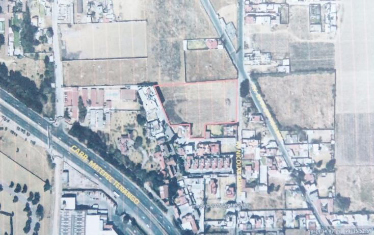 Foto de terreno habitacional en venta en  , san miguel, metepec, méxico, 1391829 No. 03