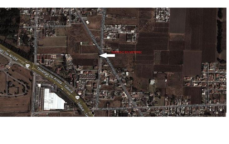 Foto de terreno habitacional en venta en  , san miguel, metepec, méxico, 1391829 No. 04