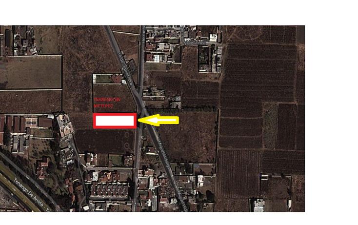 Foto de terreno habitacional en venta en  , san miguel, metepec, méxico, 1391829 No. 05