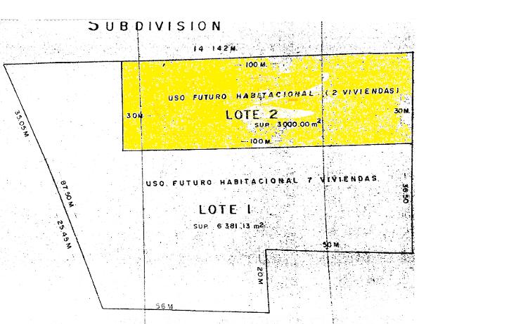Foto de terreno habitacional en venta en  , san miguel, metepec, méxico, 1391829 No. 06