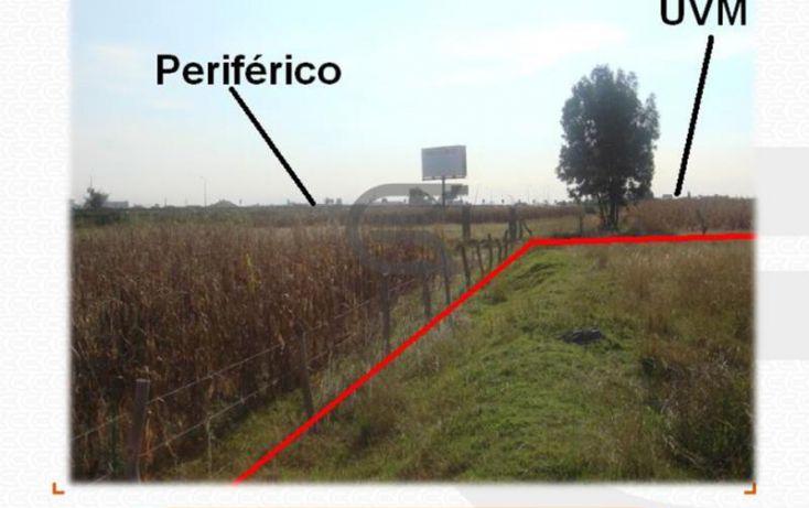 Foto de terreno habitacional en venta en, san miguel, san andrés cholula, puebla, 1213955 no 05
