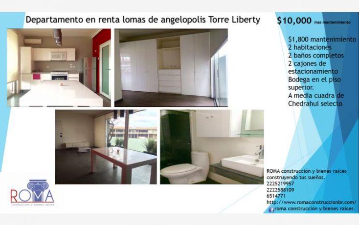 Foto de casa en renta en, san miguel, san andrés cholula, puebla, 2010720 no 02