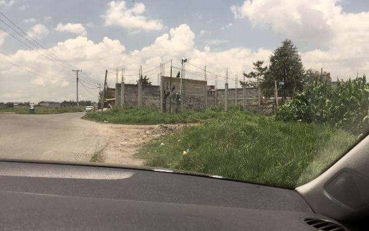 Foto de terreno habitacional en venta en  , san miguel, san mateo atenco, méxico, 1179589 No. 02