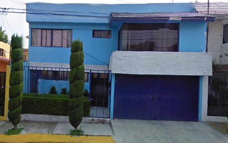 Foto de casa en venta en  , san miguel tecamachalco, naucalpan de juárez, méxico, 1596956 No. 01