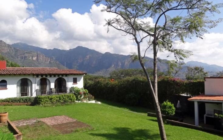 Foto de casa en venta en  , san miguel, tepoztlán, morelos, 1226249 No. 01