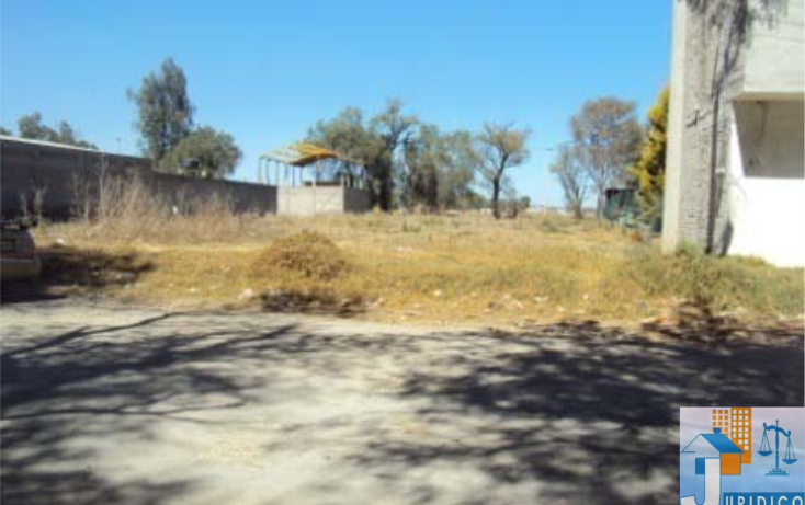 Foto de terreno habitacional en venta en  , san miguel tocuila, texcoco, méxico, 1593729 No. 01