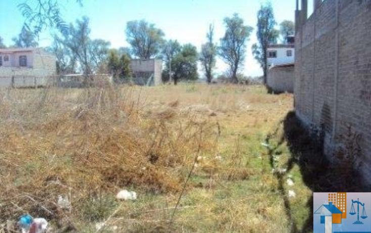 Foto de terreno habitacional en venta en  , san miguel tocuila, texcoco, méxico, 1593729 No. 08
