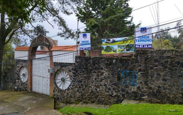 Foto de terreno habitacional en venta en, san miguel topilejo, tlalpan, df, 1170059 no 01