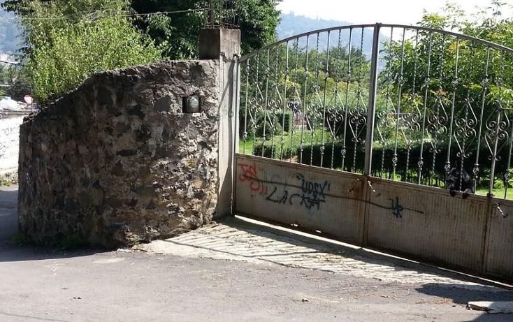 Foto de terreno habitacional en venta en  , san miguel topilejo, tlalpan, distrito federal, 1051359 No. 07
