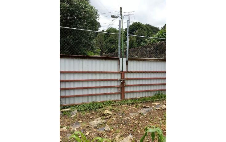 Foto de terreno habitacional en venta en  , san miguel topilejo, tlalpan, distrito federal, 1051359 No. 11