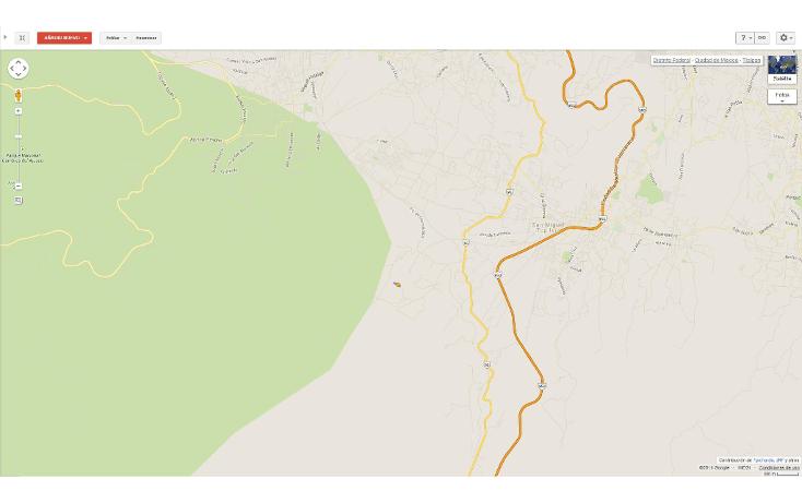 Foto de terreno habitacional en venta en  , san miguel topilejo, tlalpan, distrito federal, 1139097 No. 16