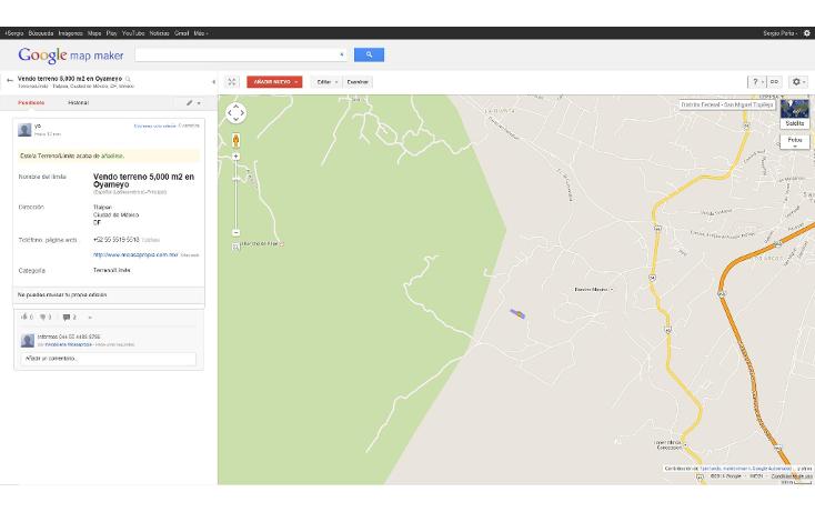 Foto de terreno habitacional en venta en  , san miguel topilejo, tlalpan, distrito federal, 1139097 No. 18