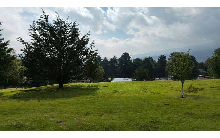 Foto de terreno habitacional en venta en  , san miguel topilejo, tlalpan, distrito federal, 1170059 No. 08