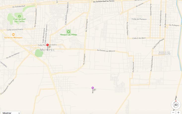 Foto de terreno habitacional en venta en, san miguel totocuitlapilco, metepec, estado de méxico, 1951336 no 03