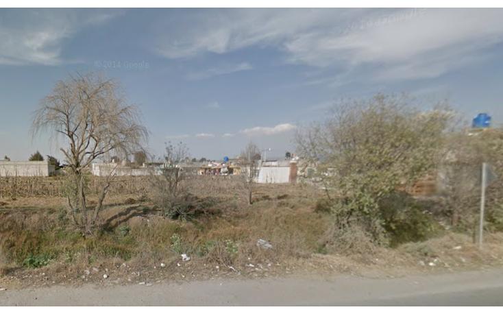 Foto de terreno habitacional en venta en  , san miguel totocuitlapilco, metepec, méxico, 1086019 No. 01