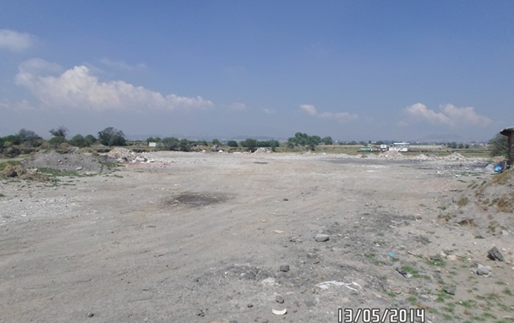 Foto de terreno habitacional en venta en  , san miguel totocuitlapilco, metepec, méxico, 1119503 No. 01