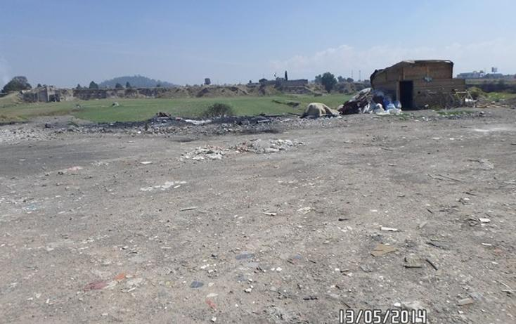 Foto de terreno habitacional en venta en  , san miguel totocuitlapilco, metepec, méxico, 1119503 No. 03