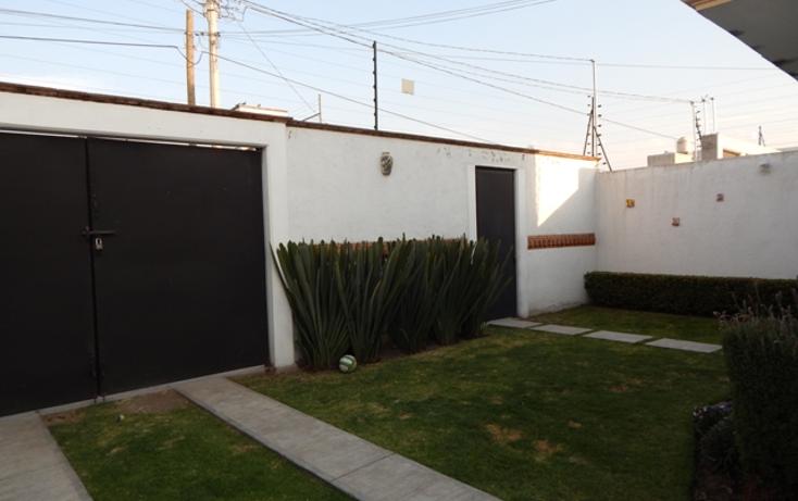 Foto de casa en venta en  , san miguel totocuitlapilco, metepec, méxico, 1668626 No. 06