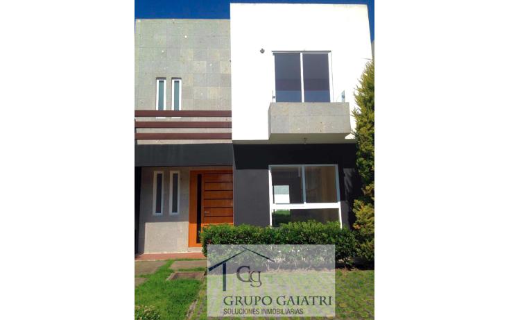 Foto de casa en renta en  , san miguel totocuitlapilco, metepec, méxico, 1676928 No. 02