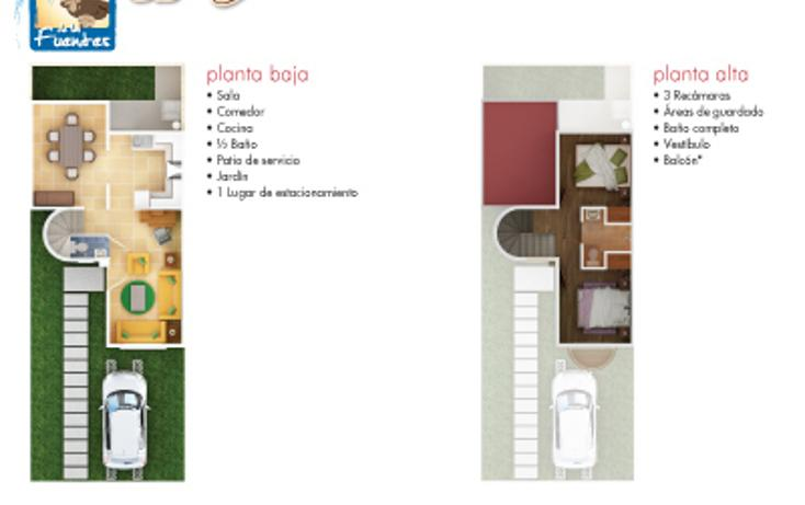 Foto de casa en venta en  , san miguel totocuitlapilco, metepec, méxico, 1833748 No. 03