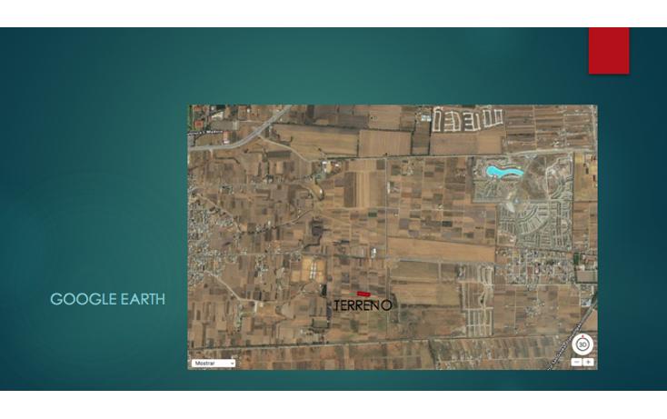 Foto de terreno habitacional en venta en  , san miguel totocuitlapilco, metepec, méxico, 1951336 No. 09