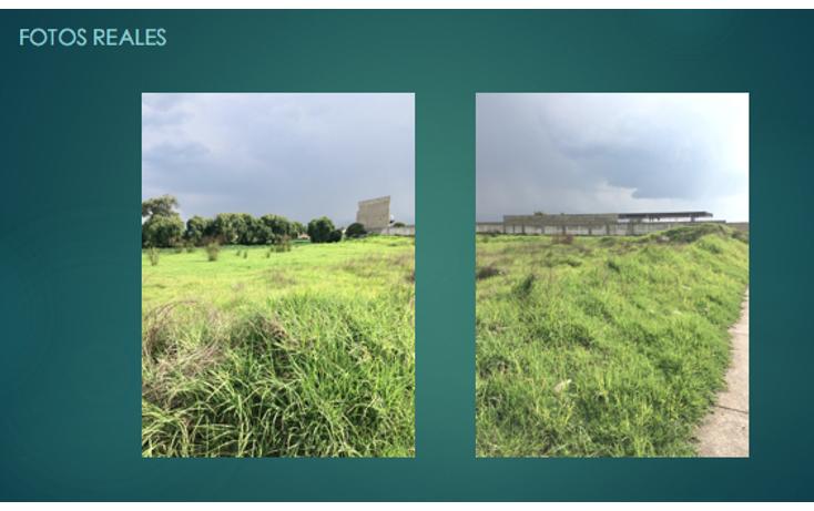 Foto de terreno comercial en venta en  , san miguel totocuitlapilco, metepec, méxico, 2014718 No. 05