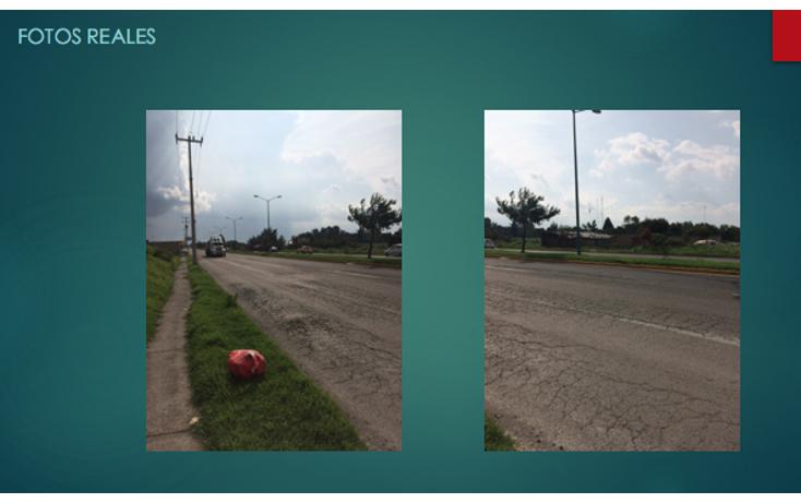 Foto de terreno comercial en venta en  , san miguel totocuitlapilco, metepec, méxico, 2014718 No. 06