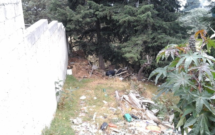 Foto de terreno habitacional en venta en  , san miguel xicalco, tlalpan, distrito federal, 1265833 No. 02