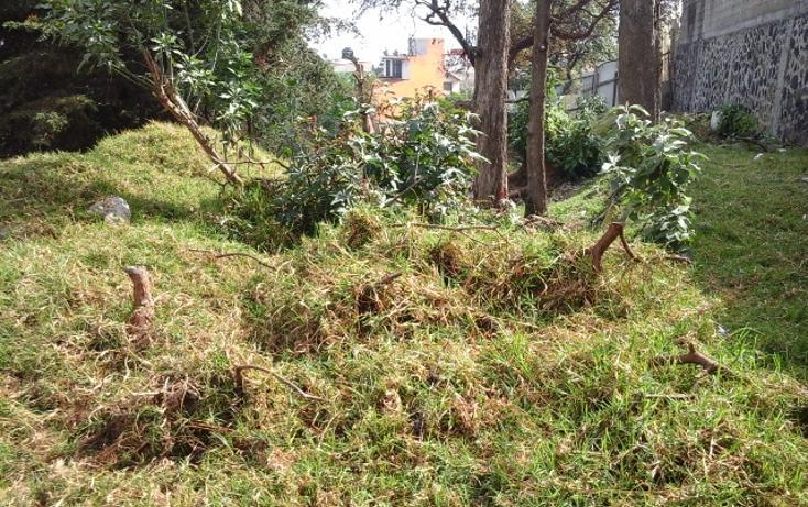 Foto de terreno habitacional en venta en  , san miguel xicalco, tlalpan, distrito federal, 1265833 No. 07