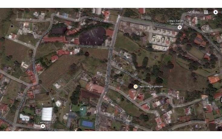 Foto de terreno habitacional en venta en  , san miguel xicalco, tlalpan, distrito federal, 1489071 No. 01