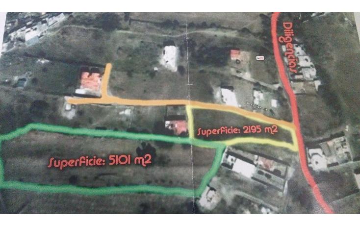 Foto de terreno habitacional en venta en  , san miguel xicalco, tlalpan, distrito federal, 1489071 No. 03