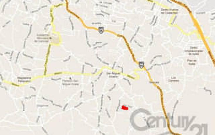 Foto de terreno habitacional en venta en  , san miguel xicalco, tlalpan, distrito federal, 1855288 No. 02