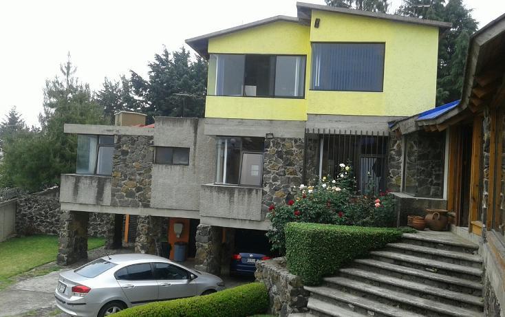 Foto de casa en venta en  , san miguel xicalco, tlalpan, distrito federal, 1878398 No. 01