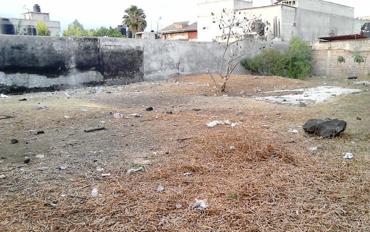 Foto de terreno habitacional en venta en  , san miguel xico ii sección, valle de chalco solidaridad, méxico, 1588714 No. 05