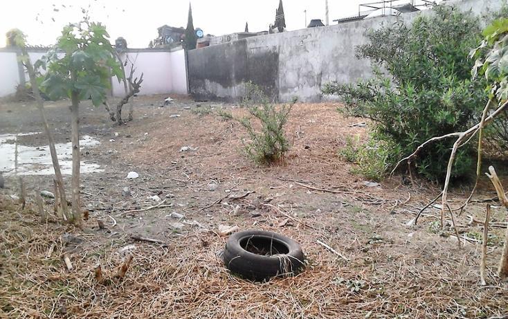 Foto de terreno habitacional en venta en  , san miguel xico ii sección, valle de chalco solidaridad, méxico, 1588714 No. 06