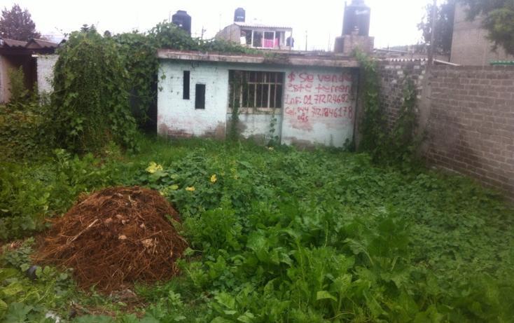 Foto de terreno habitacional en venta en  , san miguel xico iii sección, valle de chalco solidaridad, méxico, 1208253 No. 05