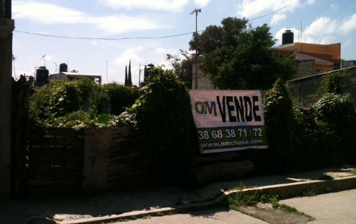 Foto de terreno habitacional en venta en  , san miguel xico iii sección, valle de chalco solidaridad, méxico, 1208253 No. 10