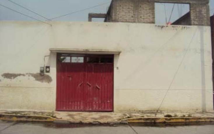 Foto de casa en venta en  , san miguel xico iv secci?n, valle de chalco solidaridad, m?xico, 1593733 No. 01