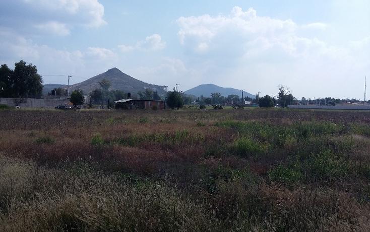 Foto de terreno habitacional en venta en  , san miguel xometla, acolman, méxico, 1717692 No. 06