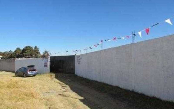 Foto de terreno habitacional en venta en  , san miguel zinacantepec, zinacantepec, m?xico, 1097959 No. 01