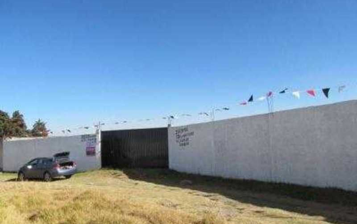 Foto de terreno habitacional en venta en  , san miguel zinacantepec, zinacantepec, m?xico, 1097959 No. 02