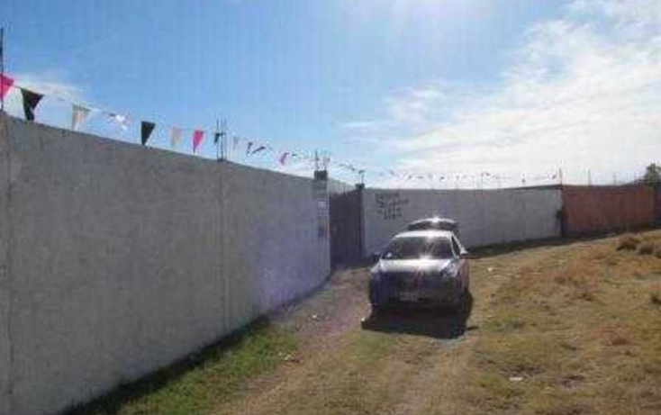 Foto de terreno habitacional en venta en  , san miguel zinacantepec, zinacantepec, m?xico, 1097959 No. 06